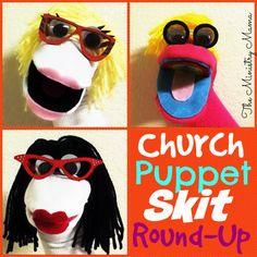 Church Puppet Skit Round-Up