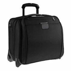 408c764ad7 Briggs  amp  Riley Luggage 15.4 Inch Slim Rolling Briefcase http   www.