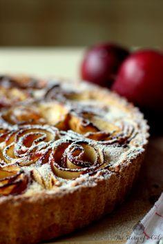 Jablkový koláč (celkom neobyčajný)