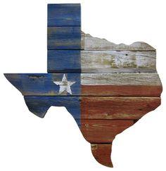 Texas Wall Art rustic wood texas flag | rustic wood, flags and texas