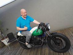 "Moto Guzzi V65 ""The Weed"" Moto Guzzi, Weed, Motorcycle, Vehicles, Building, Buildings, Marijuana Plants, Motorcycles, Car"