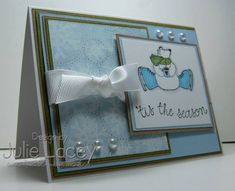 SC204 - 'Tis the Season by juliemlacey - Cards and Paper Crafts at Splitcoaststampers