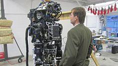 Disso Voce Sabia?: Grupo de cientistas nos EUA quer proibição de 'robôs assassinos'