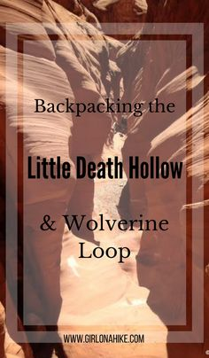 Backpacking Little Death Hollow/Wolverine Loop, Escalante, Utah, Backpacking in Utah with Dogs, Utah Slot Canyons Escalante Utah, Escalante National Monument, Adventure Bucket List, Adventure Travel, Adventure Time, Backpacking Trails, Utah Hikes, Camping With Kids, Hiking Backpack