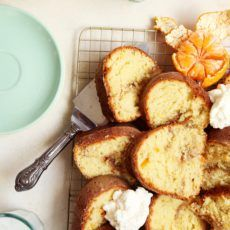 Whole Orange Bundt Cake | Joy the Baker