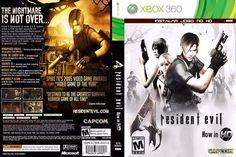 Resident evil 4 hd xbox 360