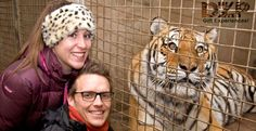 """Dartmoor Zoo, another place to add to our list of stops when we finally go to England.  The zoo that they based """"We Bought a Zoo."""""""