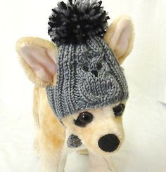 Pet-Clothes-Apparel-Crochet-Outfit-Hand-Knit-Dog-Hat-for-Small-Dog