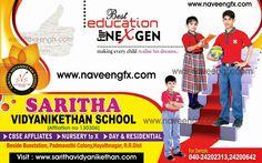 NaveenGFX.com: Saritha School Design