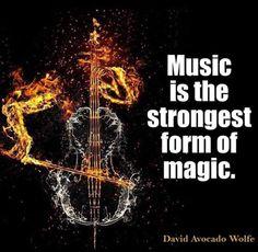 #MusicIsMagical ✨