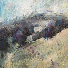 Sara Bee contemporary UK pastel artist