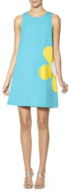 Lisa Perry Daisy Dress Daisy Dress, Barneys New York, Aqua Blue, Style Me, Lisa, Product Launch, Style Inspiration, Summer Dresses, Clothes