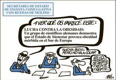 Viñeta: Forges - 19 SEP 2012 | Opinión | EL PAÍS