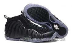 more photos 8ea49 ead1a Nike Air Foamposite One BlackGray Cheap To Buy MKEFC. Buy Outlet Nike Air  Foamposite 2013 Mens Shoes Black ...