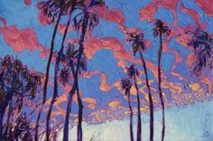 "Saatchi Art Artist Erin Hanson; Painting, ""Color Rise"" #art"