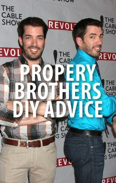 Jonathan Scott and Drew Scott were on the Today Show recently to talk about ways you can add value to your home.  http://www.recapo.com/today-show/today-show-advice/today-property-brothers-repairing-cracked-tiles-cabinet-renovation/