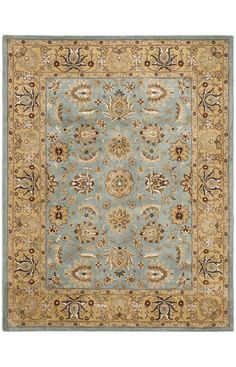 Safavieh Heritage Hg958a Blue Rug Traditional Traditionaldecor Treaditionalrugs Rugs Livingroomrug