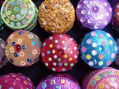 Cutesy trinket boxes by fionamulrooney, via Flickr