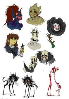 Imagenes Undertale ( yaoi, yuri y demas ) - HorrorTale 2 - Wattpad Undertale Comic Funny, Undertale Ships, Undertale Cute, Undertale Fanart, Frisk, Horror Sans, Undertale Drawings, Cartoon Games, Fandoms