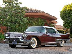 1957 Eldorado Brougham.