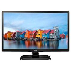 """LG 24"""" Class 720p 60Hz LED TV - Black (24LF4520) : Target"""
