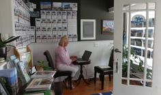 Lila Delman Office | Block Island Rhode Island Real Estate Agents and Realtors, Luxury, Waterfront