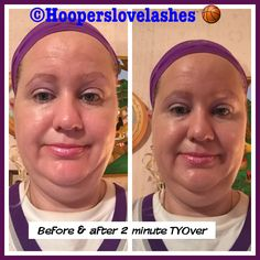 I being able to #highlight & #contour with the #2minuteTYOver from #TyraBeauty