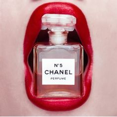 Chanel Perfume by Tyler Shields (2016)