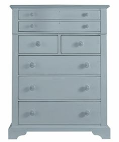 Stanley Furniture » Dressers & Chests » Coastal Living CottageChest (High Tide Finish)