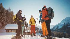 Bei dieser Schneeschuhwanderung erlebst Du das Montafon von seiner genussvollsten Seite. Durch die tiefverschneiten Wälder des Genießerberg Kristberg gehst Du mit Deinem Montafoner Wanderführer zum Aussichtspunkt Ganzaleita. Dort kannst Du Dich bei einem gemeinsamen gemütlichen Picknick im Schnee – mit regionalen Produkten wie dem Montafoner Sura Kees – am Bergpanorama kaum satt sehen. #meinmontafon #montafon #schneeschuhwanderung #feelaustria #visitaustria #montafon #urlaubinösterreich… Mount Everest, Mountains, Travel, Snowshoe, Winter Vacations, Hiking, Viajes, Destinations, Traveling