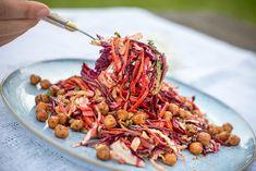 Shredded Superfood Salad with Ballymaloe Honey & Mustard Dressing - Ballymaloe Foods Honey Mustard Dressing, Superfood Salad, Red Cabbage, Beetroot, Salad Dressing, Pasta Salad, Health Benefits, Mineral, Irish