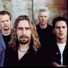 love me some Nickleback!