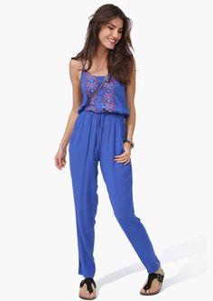Feelin Blue Jumpsuit | Shop for Feelin Blue Jumpsuit Online