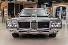 This 1971 Oldsmobile 442 is listed on Carsforsale.com for $49,900 in Plymouth, MI