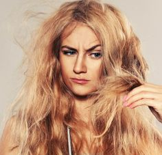 For split ends:  mix 1 egg yolk w/ 3 T. olive oil and 1 T. honey.  Apply to ends of hair for 1 hour before washing every 2 weeks.