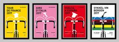 Image result for tour de france cycling poster