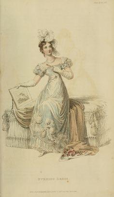 1822 - Ackermann's Repository Series 2 Vol 14 - November Issue