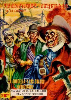 Tradiciones y Leyendas de la Colonia