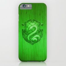 Slytherin iPhone 6s Slim Case