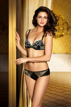 Lise Charmel, Swinging Déco Fall - Winter 2014, Automne - Hiver 2014