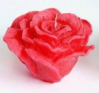 Svíčka růže Icing, Flowers, Plants, Food, Meal, Essen, Flora, Hoods, Plant