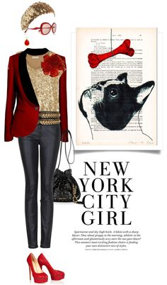 """All that jazz!"" by pensivepeacock ❤ liked on Polyvore"