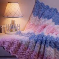 Crochet Baby Ripple ~ Marilyn Coleman - Red Heart