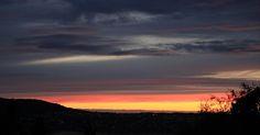 Skrivebordsbakgrunn: Etter solnedgang / After sunset