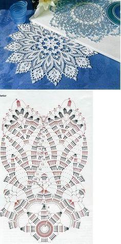 Ideas Crochet Doilies Filet For 2020 Filet Crochet, Crochet Stitches Chart, Crochet Doily Diagram, Crochet Doily Patterns, Thread Crochet, Irish Crochet, Crochet Motif, Crochet Designs, Crochet Fringe