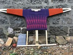 Loki jumper by Hilary Grant (Knitting from the North) using danish lambswool