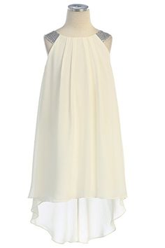 Such a pretty little white dress & such a good price for Zoe. Bridal shower?