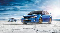 Subaru Impreza WRX RS40. Unfortunately only for Australia.