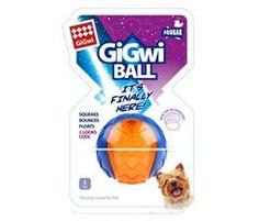 Gigwi Sert Top 5 Cm Köpek Oyuncağı