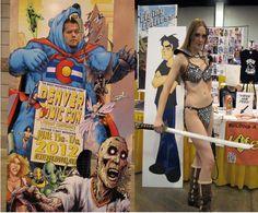 Photos from Denver Comic Con